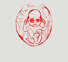 Baby in womb Funny Man's Tshirt T-Shirt