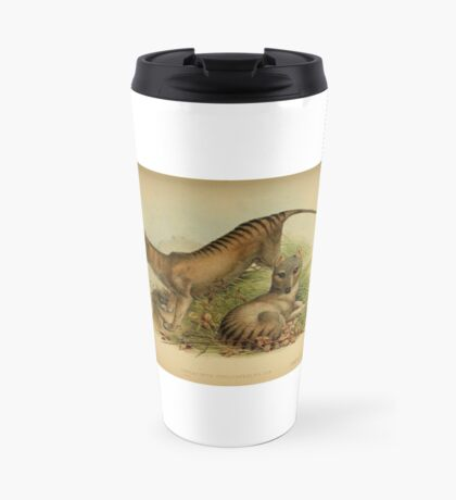 Thylacine - The Tasmanian Tiger Travel Mug