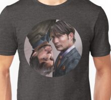 Hannibal Lecter / Will Graham Unisex T-Shirt