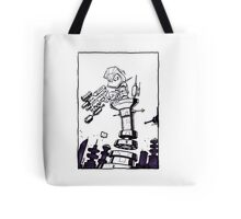 From Above® comic Tote Bag