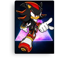 Shadow Unleashed Canvas Print