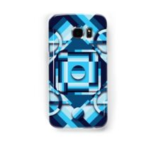 Cyaneous Infection Samsung Galaxy Case/Skin
