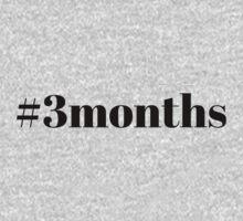 3 Months Old  Kids Tee