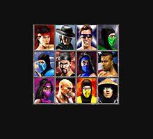 Mortal Kombat 2 Character Select Unisex T-Shirt