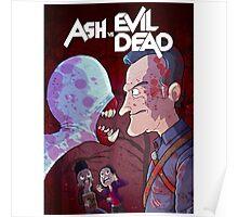 ash vs evil dead Poster