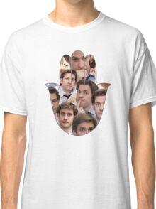 John Krasinski Hamsa Classic T-Shirt