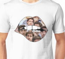 John Krasinski Lips Unisex T-Shirt
