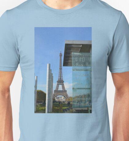 Torre Eiffel Unisex T-Shirt