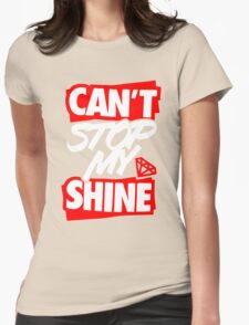 Cant Stop My Shine Funny Man's Tshirt T-Shirt