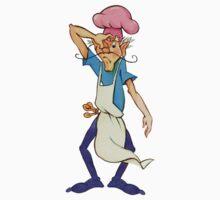 Strawberry Shortcake - Purple Pie Man One Piece - Short Sleeve