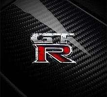GTR new logo by Jimmy Rivera