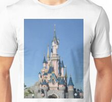 Princess Castle Unisex T-Shirt