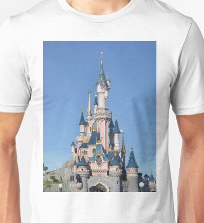 Princess Castle Unisex T-Shirt