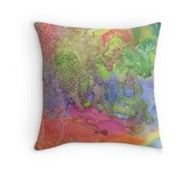 Sugar Dreams Throw Pillow