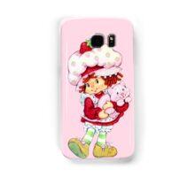 Strawberry Shortcake & Custard Samsung Galaxy Case/Skin