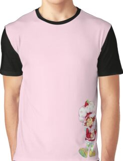 Strawberry Shortcake & Custard Graphic T-Shirt