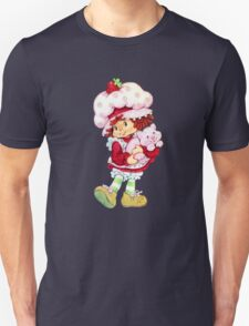 Strawberry Shortcake & Custard Unisex T-Shirt
