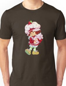 Strawberry Shortcake & Custard Unisex T-Shirt