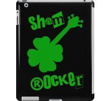 sham rocker iPad Case/Skin