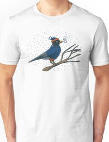 Annoyed IL Birds: The Robin Unisex T-Shirt