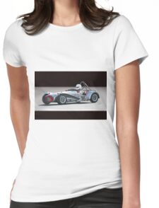 1964 Lotus Super 7 Vintage Racecar Womens Fitted T-Shirt