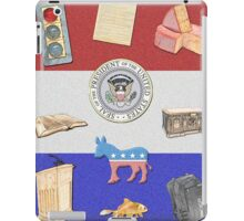 The West Wing inspired poster iPad Case/Skin