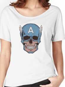 Captain Amerikilled Women's Relaxed Fit T-Shirt
