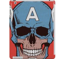 Captain Amerikilled iPad Case/Skin