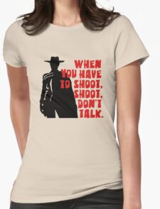 Dont Talk Funny Quotes T-Shirt