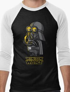 Minion Wars Men's Baseball ¾ T-Shirt