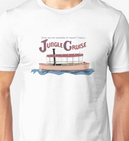 Jungle Cruise Unisex T-Shirt