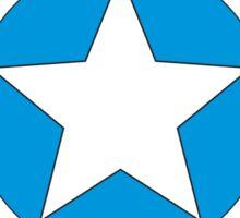 Tank Girl Helmet Star Sticker