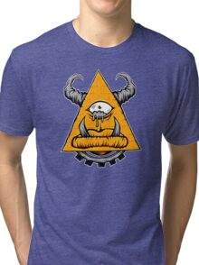 Pyramid Tears Tri-blend T-Shirt