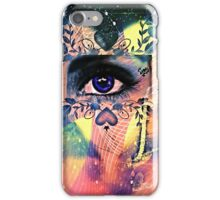 Ice Queen Pastels iPhone Case/Skin
