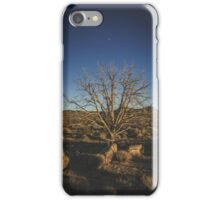 Even the Dead Pray to the Moon iPhone Case/Skin