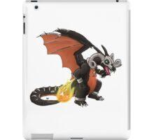Charizard lord iPad Case/Skin