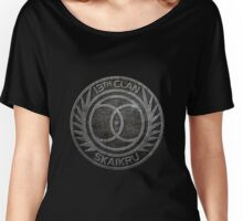 The 100 - 13th Clan Skaikru - Coalition Symbol Women's Relaxed Fit T-Shirt