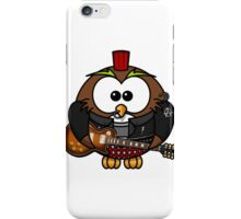 Punk Owl iPhone Case/Skin