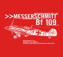 Messerschmitt BF 109 Kids Tee