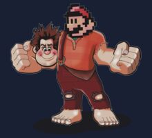 Hey paesanos, it's the Wrecking Bros. Super Show! by mannart