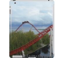 Maverick Roller Coaster Camelback iPad Case/Skin