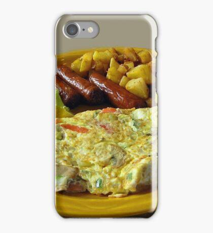 (✿◠‿◠) (◡‿◡✿My Breakfast @ Jiffy's Grill mm Good! (✿◠‿◠) (◡‿◡✿ iPhone Case/Skin