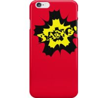 'BANG' design by LUCILLE iPhone Case/Skin