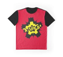 'BANG' design by LUCILLE Graphic T-Shirt