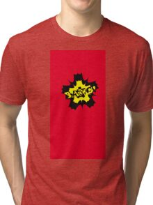 'BANG' design by LUCILLE Tri-blend T-Shirt