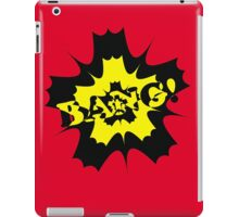 'BANG' design by LUCILLE iPad Case/Skin