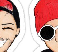 Cute Boys Sticker