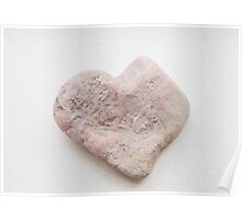 Love Like A Rock Poster