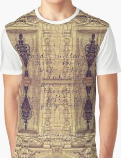 Ode to a Grecian Urn Palais Garnier Paris France Graphic T-Shirt