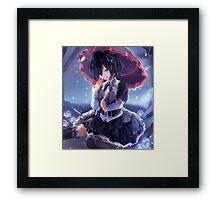 Takanashi Rikka Framed Print